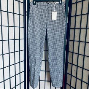 J. Crew NWT Cameron slim crop gingham pants 2